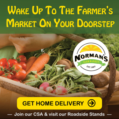 Home delivery fro Norman's Farm Market: http://normansfarmmarket.com/home-delivery/