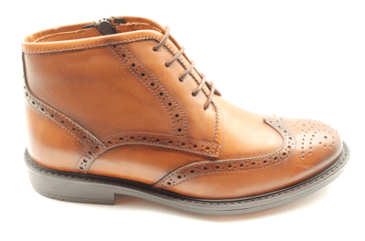 Leather shoe from Vinci
