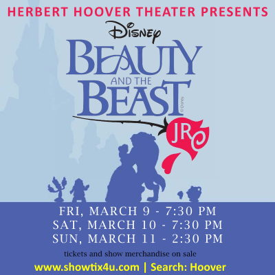 Herbert Hoover Beauty and the Beast