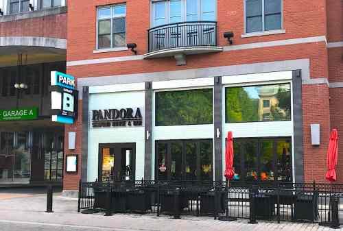 Pandora Seafood House & Bar