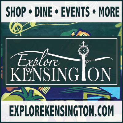 Kensington Shop-Dine-Events