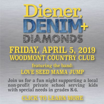 Diener Denim Plus Diamonds