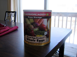 Food Storage Powdered Eggs Essential Benefits