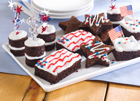 Fourth of July FHE Lesson and Treat
