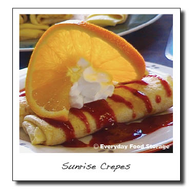 sunrise crepes blog