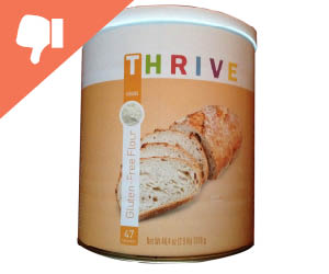 Thrive Gluten-Free Flour Mix Review