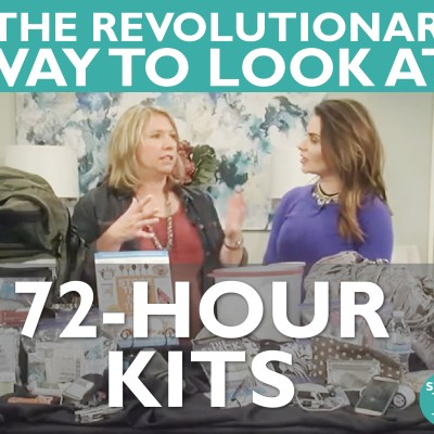 The Revolutionary Way to Look at 72-Hour Kits That Will Change Your Life
