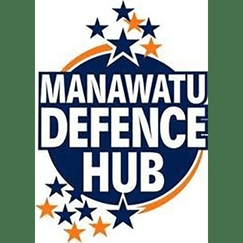 Manawatu Defence Hub Logo