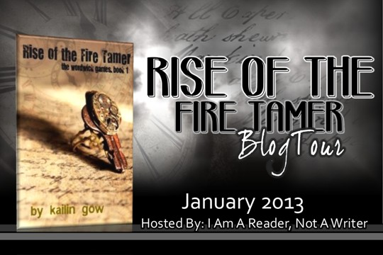rise of the fire tamer graphic