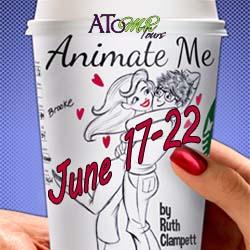 Animate Me Tour Button