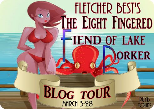 The Eight Fingered Fiend of Lake Porker banner