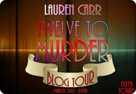 Twelve to Murder banner