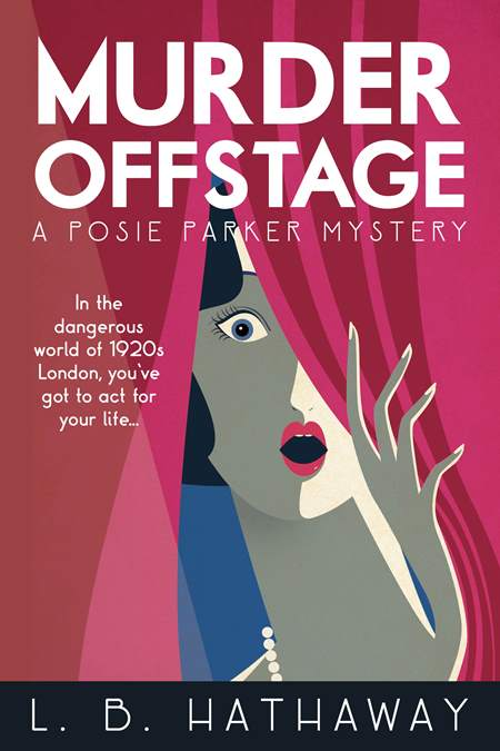 Murder Off Stage Cover EBOOK