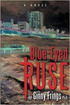 Blue-Eyed Ruse - Book Jacket
