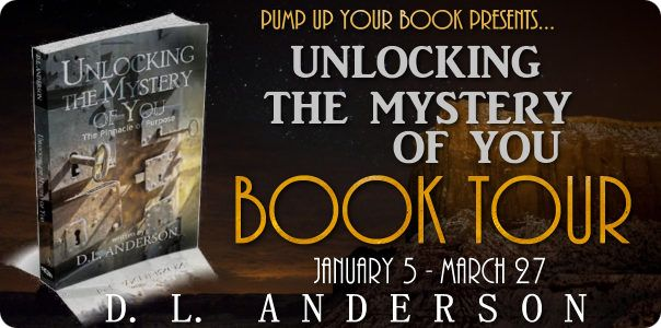 Unlocking the Mystery of You banner