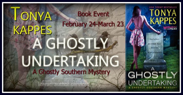 Banner A Ghostly Undertaking