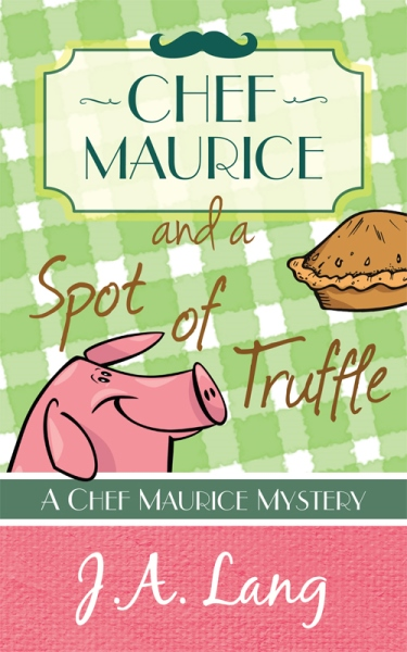 Chef Maurice Cover