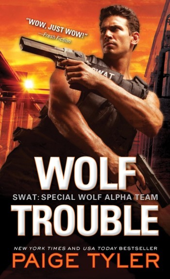 wolf trouble cover