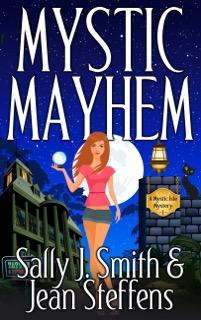 MYSTIC MAYHEM cover