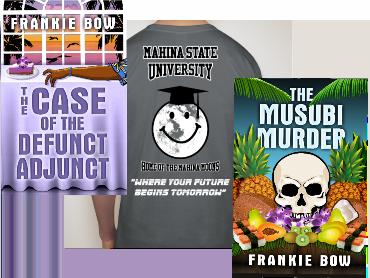 Book and Shirt Raffle