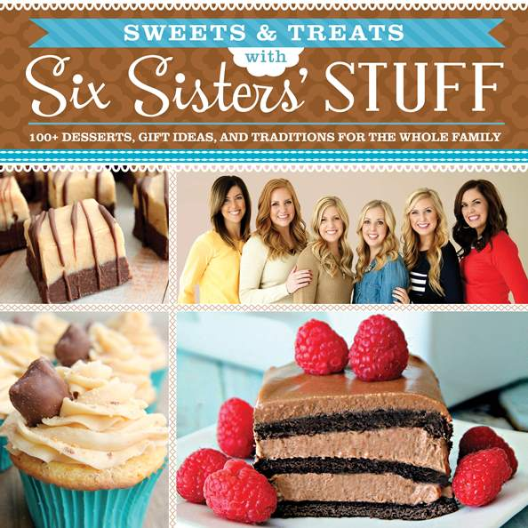 Six Sisters Stuff, Sweets and Treats cover