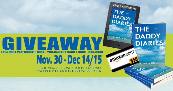daddy diaries giveaway