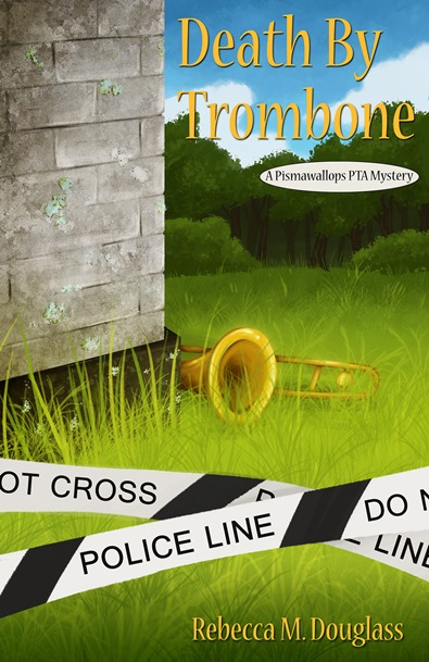 death by trombone cover