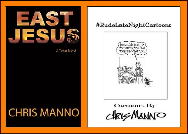 East Jesus Giveaway Image