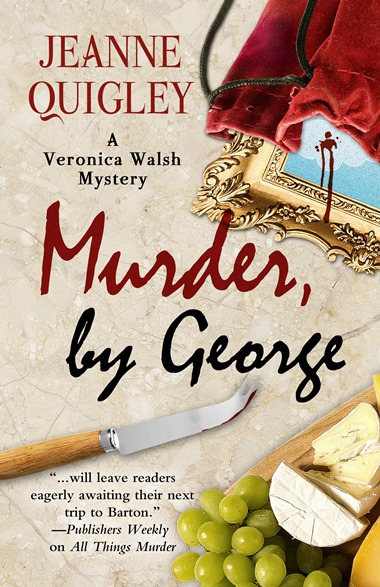 Murder By George Cover