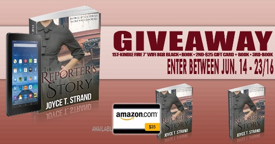 reporter's story giveaway