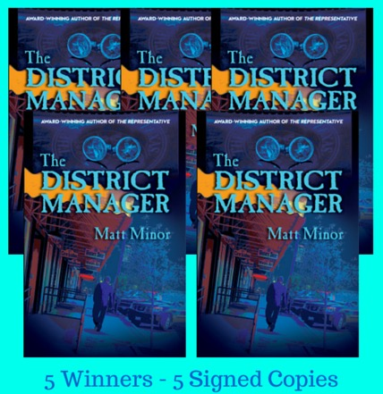 Giveaway Image District Manager