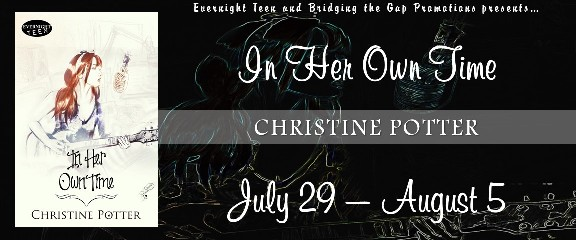 In Her Own Time tour banner