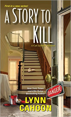A STORY TO KILL cover