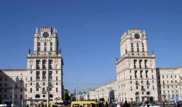 Обои минск, беларусь, республики, раздел Город, размер ...
