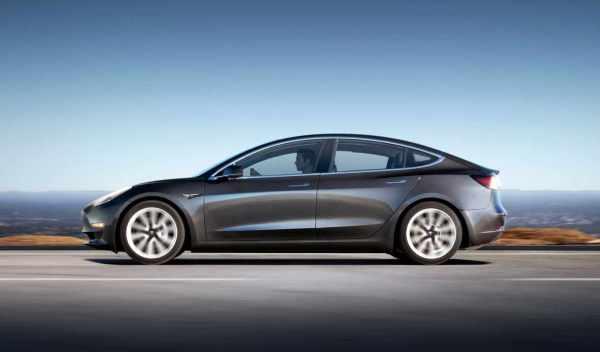 Обои модель, tesla, range , раздел Машины, размер ...