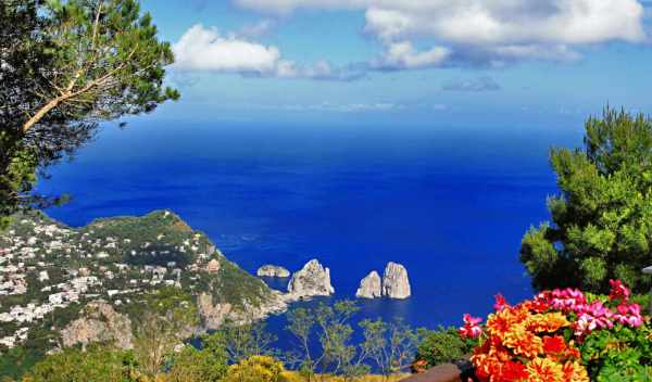 Обои italian, kapr, остров, раздел Природа, размер ...