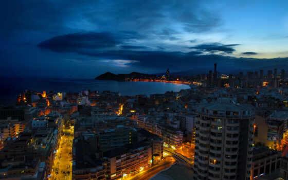 Ночной город в хорошем качестве обои и картинки на рабочий ...