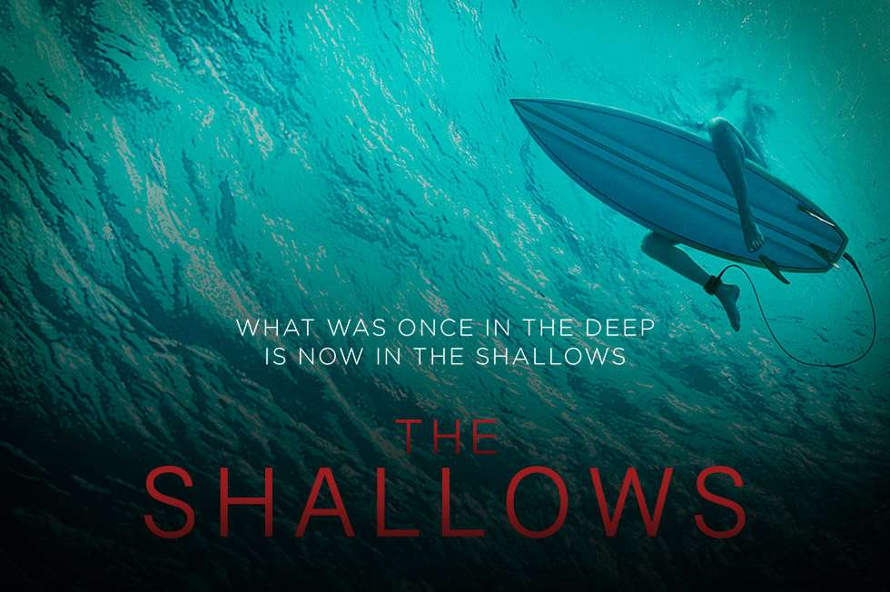 SHALLOWS...https://storgy.com/2016/10/13/movie-review-the-shallows/