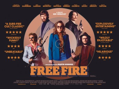 Free Fire...https://storgy.com/2017/04/08/film-review-free-fire/