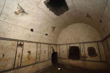 WCENTER 0TNDBDPAIO MASSIMO BARSOUM AGENZIA TOIATI Roma, restauro Piramide Cestia MASSIMO BARSOUM / AGENZIA TOIATI