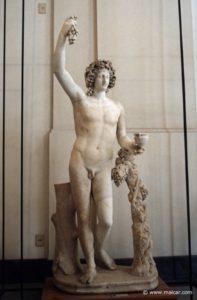 Dioniso_Museo_Archeologico_Napoli