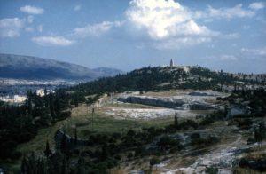 Luoghi dell'assemblea popolare ad Atene - Collina della Pnice