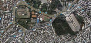 Collina dell'Ardetto - Atene a ridosso lo Stadio Panatenaico
