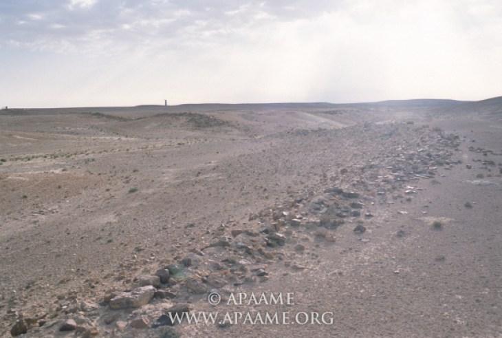 il muro di khatt shabib