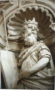 3. Davide Reti, Profeta, Chiesa dell'Inviolata