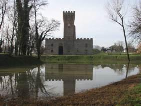 Cervarese Santa Croce, Castello di San Martino della Vaneza ©Luca Rigato
