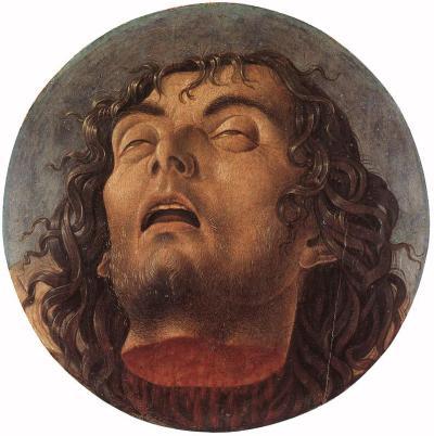 Testa del Battista, Pesaro