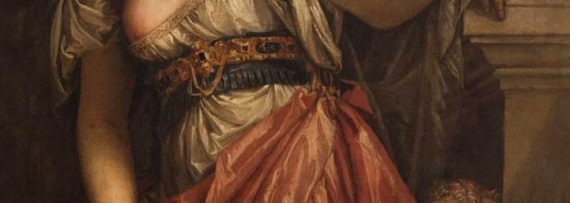 Paolo Veronese, Allegoria della Scultura, particolare, Regione Piemonte in affidamento alla Reggia di Venaria
