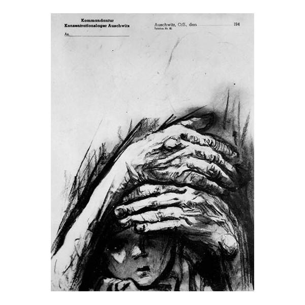 3. Tolkacev Sinowi (Russia), Protezione, 1903, Campo di concentramento di Auschwitz (Polonia)