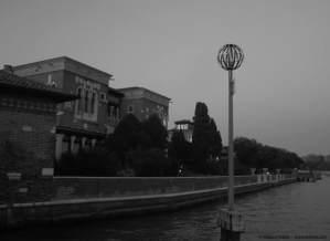 Venezia, Villa Hériot. Veduta d'insieme dalla laguna © Debora Tosato
